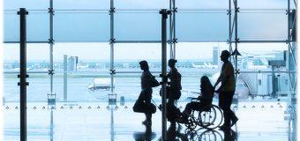 Segítség a repülőtéren a fogyatékkal élőknek