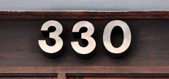 A háromszázharminc – angyali szám